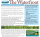 EID's Latest Newsletter: July/August 2016 Waterfront