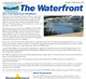 January February 2018 Waterfront Front Page Icon