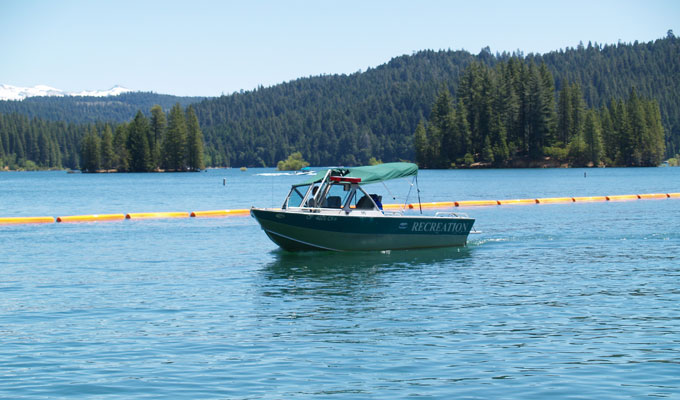 Sly Park Boating | El Dorado Irrigation District