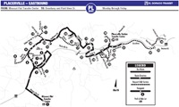 EDT Placerville East map
