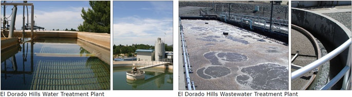 Water and Wastewater Facility Pictures to Announce Tour