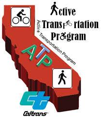 CalTrans Active Transportation Program (ATP) Logo